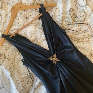 Black Express Cocktail Dress